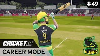 CRICKET 19 | CAREER MODE #49 | CPL DEBUT!