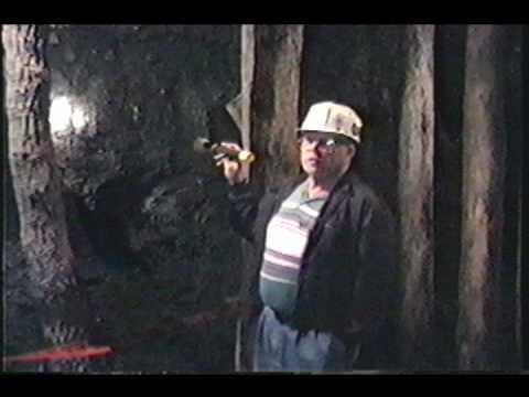 Tour Of The Pocahontas Exhibition Coal Mine