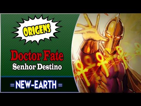 Doctor Fate | Senhor Destino | Origens #36