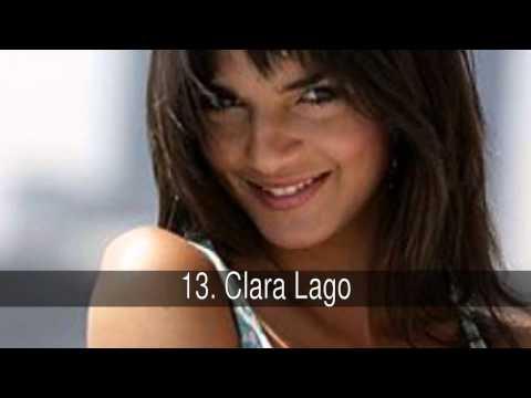 Las actrices más sexys de la TV de España thumbnail