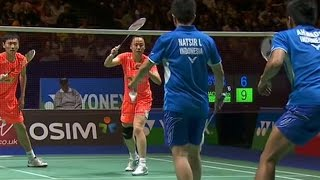 Video Zhang N./Zhao Y. v T.Ahmad/L.Narsir |XD-F| Yonex All England Open Badminton Champ. 2013 download MP3, 3GP, MP4, WEBM, AVI, FLV Desember 2018