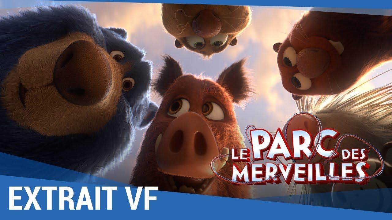 LE PARC DES MERVEILLES – les premières minutes du film [Actuellement au cinéma]