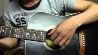Bức tranh từ nước mắt guitar cover