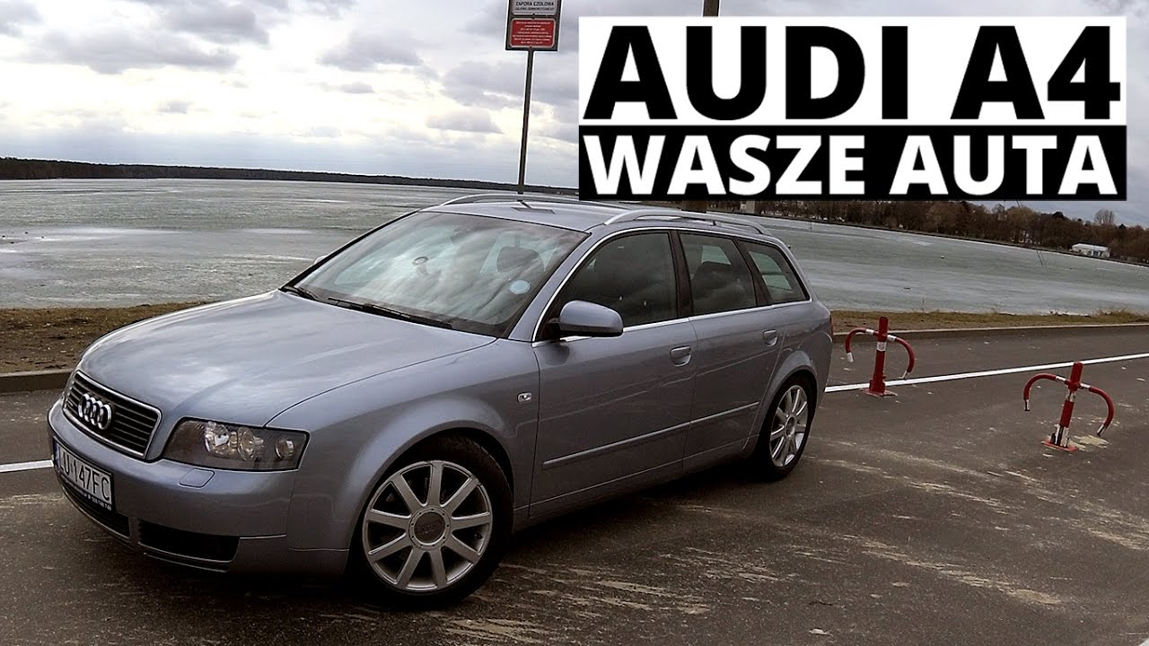 audi a4 b6 wasze auta test 53 tomek youtube. Black Bedroom Furniture Sets. Home Design Ideas