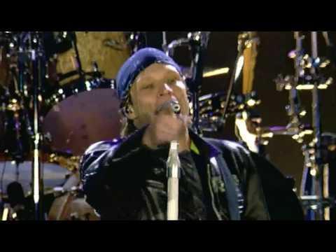 Bon Jovi - I'll Sleep When I'm Dead - The Crush Tour Live in Zurich 2000