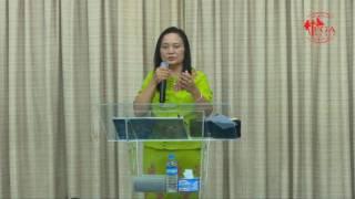 Rev. Vung Za Niang on July 09, 2017 (M)