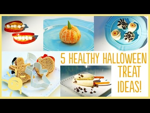 EAT | 5 Healthy Halloween Treats