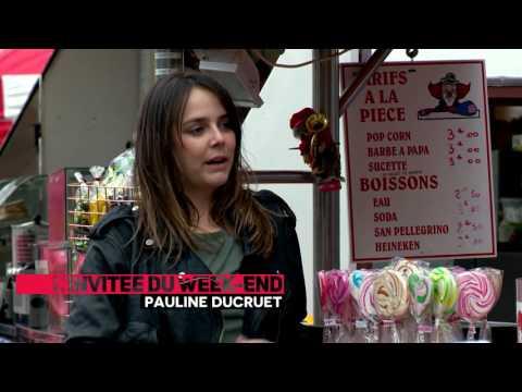L'invitée du weekend : Pauline Ducruet