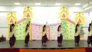 Ekadantaya Vakratundaya - SSTM 5th Patotsav | Yuvati Dance