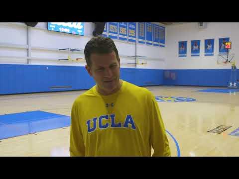 UCLA M. Basketball Media Availability - Steve Alford - 12.5.18