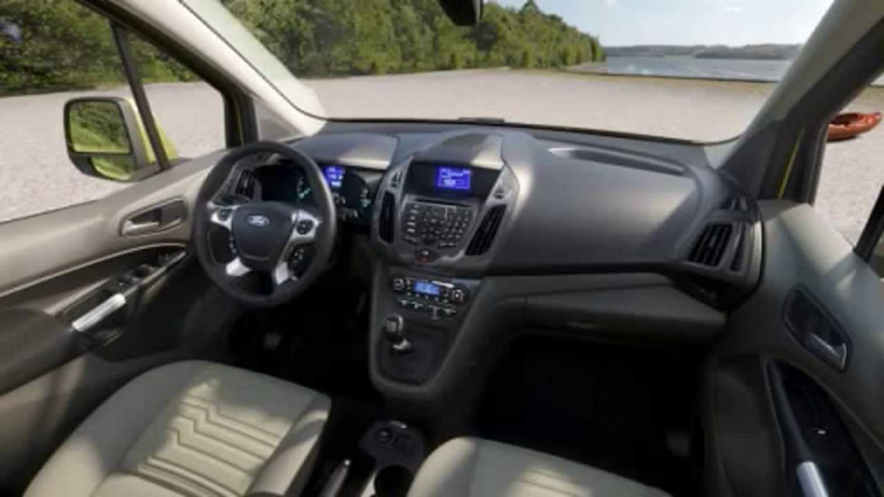 Ford Tourneo Connect Review Youtube