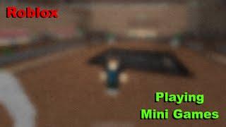 ¿Qué hago? Roblox Mini-Juegos #6