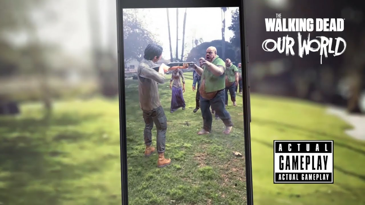 10 best augmented reality games and AR games for Android