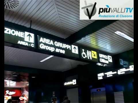 Record aeroporto orio al serio youtube - Giardinia orio al serio ...