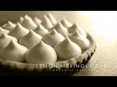 [No Music] How to make Lemon Meringue Tart
