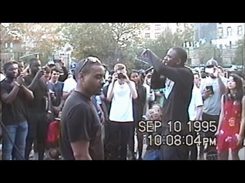 Skepta and Shorty NYC Basketball Courts Freestyle (September 2015)