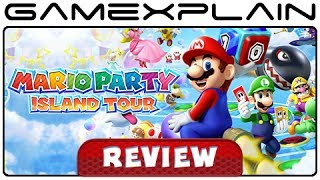Mario Party: Island Tour - Video Review (Nintendo 3DS)
