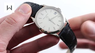 Patek Philippe Calatrava 5296G Luxury Watch Review