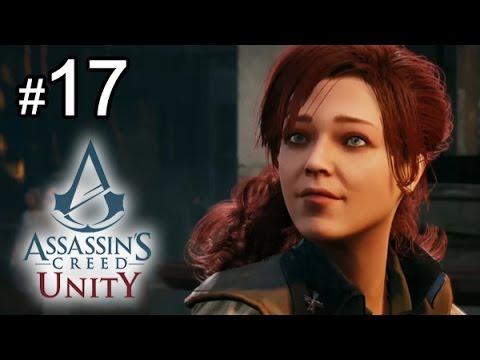 《刺客教條:大革命》Assassin's Creed Unity #17 咁快就玩到序列 9 [PS4] - YouTube