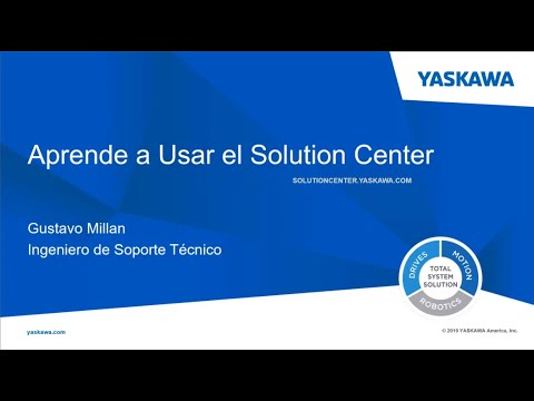 How To Use The Solution Center (Spanish)