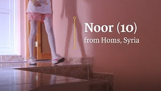 Noor brought her love–The Things We Carry