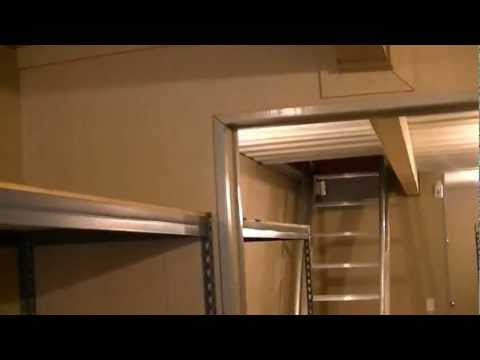 Thumbnail: Underground Shelters built from Shipping Container