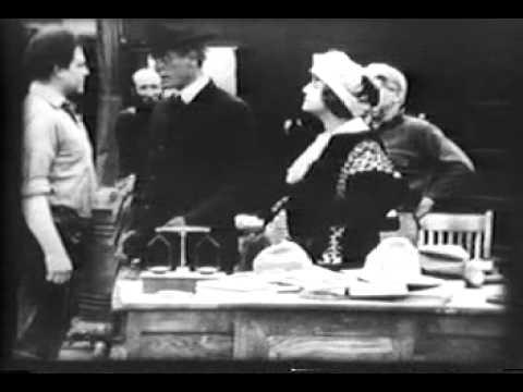 THE SPOILERS (1914) -- William Farnum, Tom Santschi, Kathlyn Williams, Wheeler Oakman
