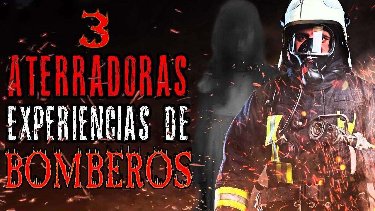 3 ATERRADORAS Experiencias de BOMBEROS | Herr Terror en la Oscuridad
