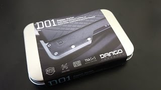 Dapper Wallet by Dango - Unboxing and review