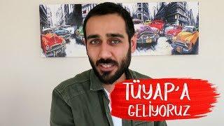 10 Kasım'da İstanbul TÜYAP Kitap Fuarı'ndayız | Gri Koç İmza Etkinliği