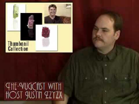 The-VugCast Episode #7 - September 8th Mineral Talk Show