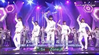 Sexy Zone - King & Queen & Joker