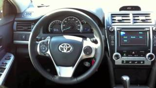 Test Drive - 2012 Toyota Camry