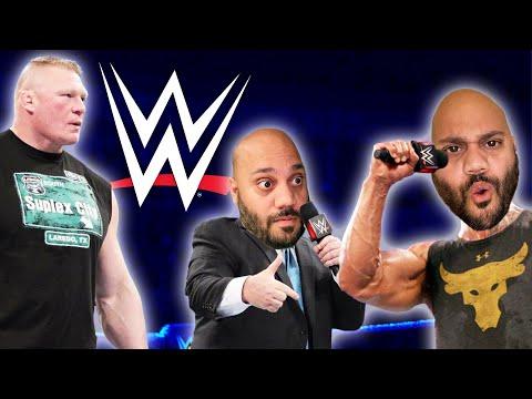 WrestleMania 35: WWE Behind The Scenes Tech!