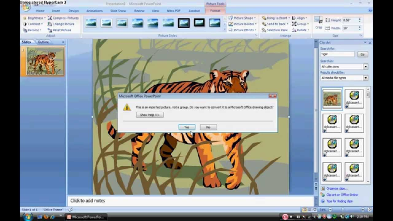 Make animations in powerpoint 2007 youtube toneelgroepblik Images