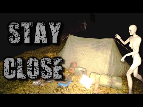 CASE OF THE MISSING CAMPERS...   Stay Close Co-Op Part 2