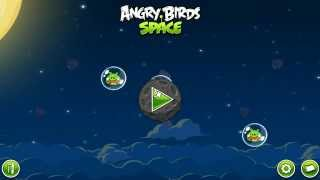 Angry Birds Space 2012 main menu music