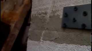 10 10 Монтаж окна в проем из пенооблоков