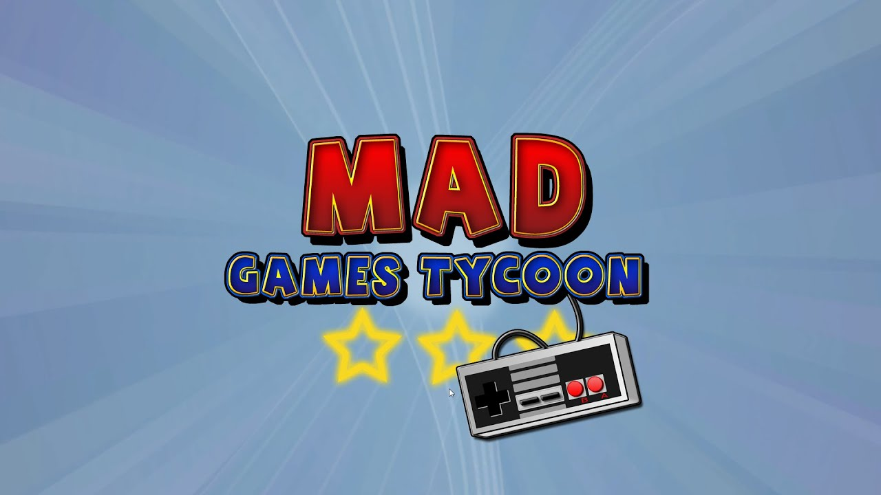 Mad Games Tycoon Free Download PC Games