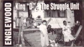 King D & The Struggle Unit - startin funky  1991
