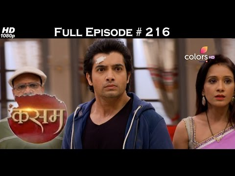 Kasam - 2nd January 2017 - कसम - Full Episode (HD)