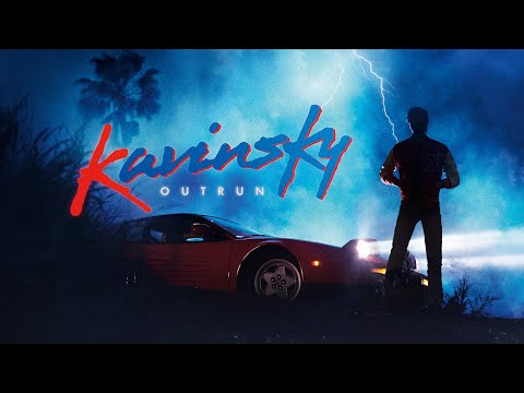 Kavinsky - Blizzard (Official Audio)