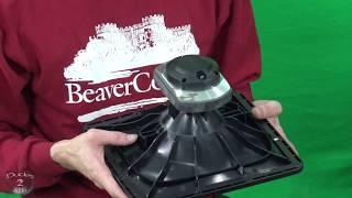 QSC KW153 Powered PA Speaker Teardown