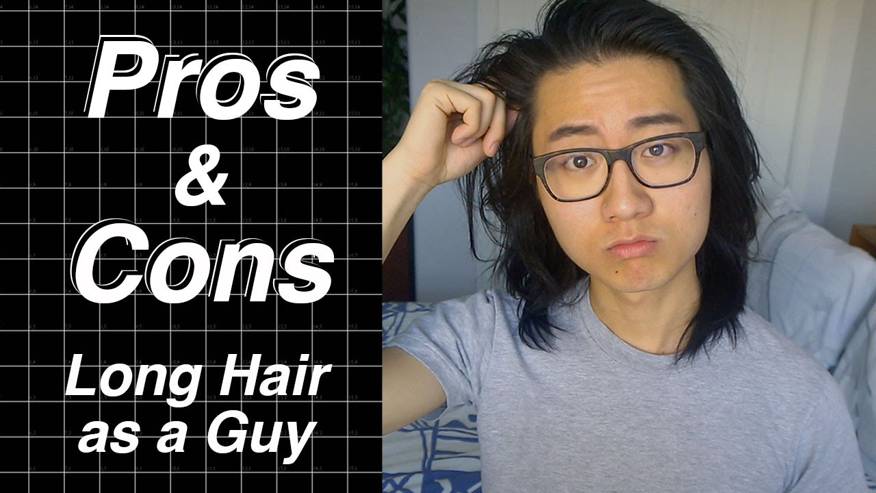 Long Hair Styling Tips Men Growing Long Hair For A Guy  Mens Hairstyle Tips  Youtube