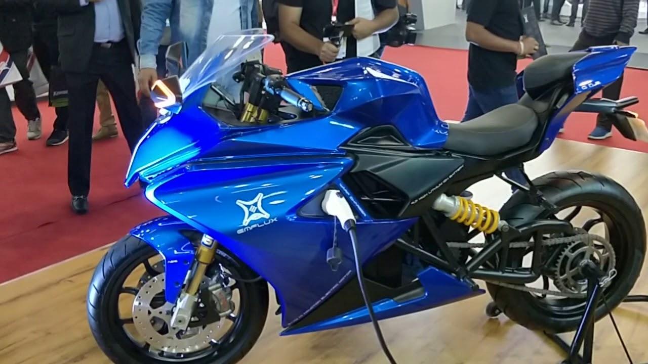 Emflux One 200km H Electric Bike 200km Range Price Rs 6 Lakh