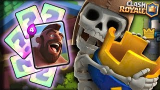 "Clash Royale ""WIN EVERY TIME!"" BEST Arena 6 & Arena 7 Deck Strategy! (Pro/Beginner Tips)"