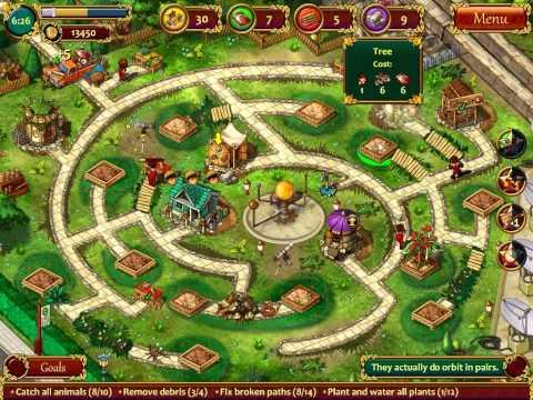 Gardens Inc 3 - A Bridal Pursuit Collector's Edition Level 34 Goldzeit