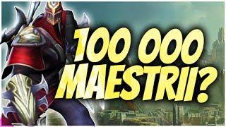 100K Maestrii na Zedzie, czyli czy 7 poziom na postaci ma jakiekolwiek znaczenie?