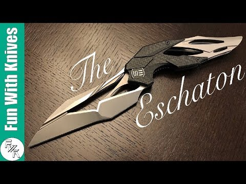 WE Knives Eschaton - Truly Special