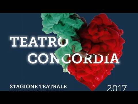 Stagione di prosa 2017/18 del Teatro Concordia di San Benedetto del Tronto